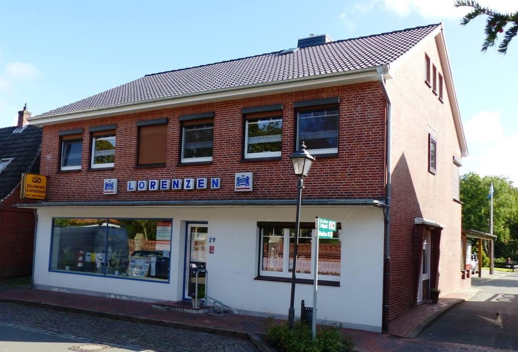 Bäckerei Lorenzen in Oldenswort