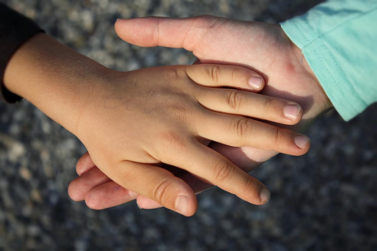 Motivbild- Die Hand geben. (Pixabay))