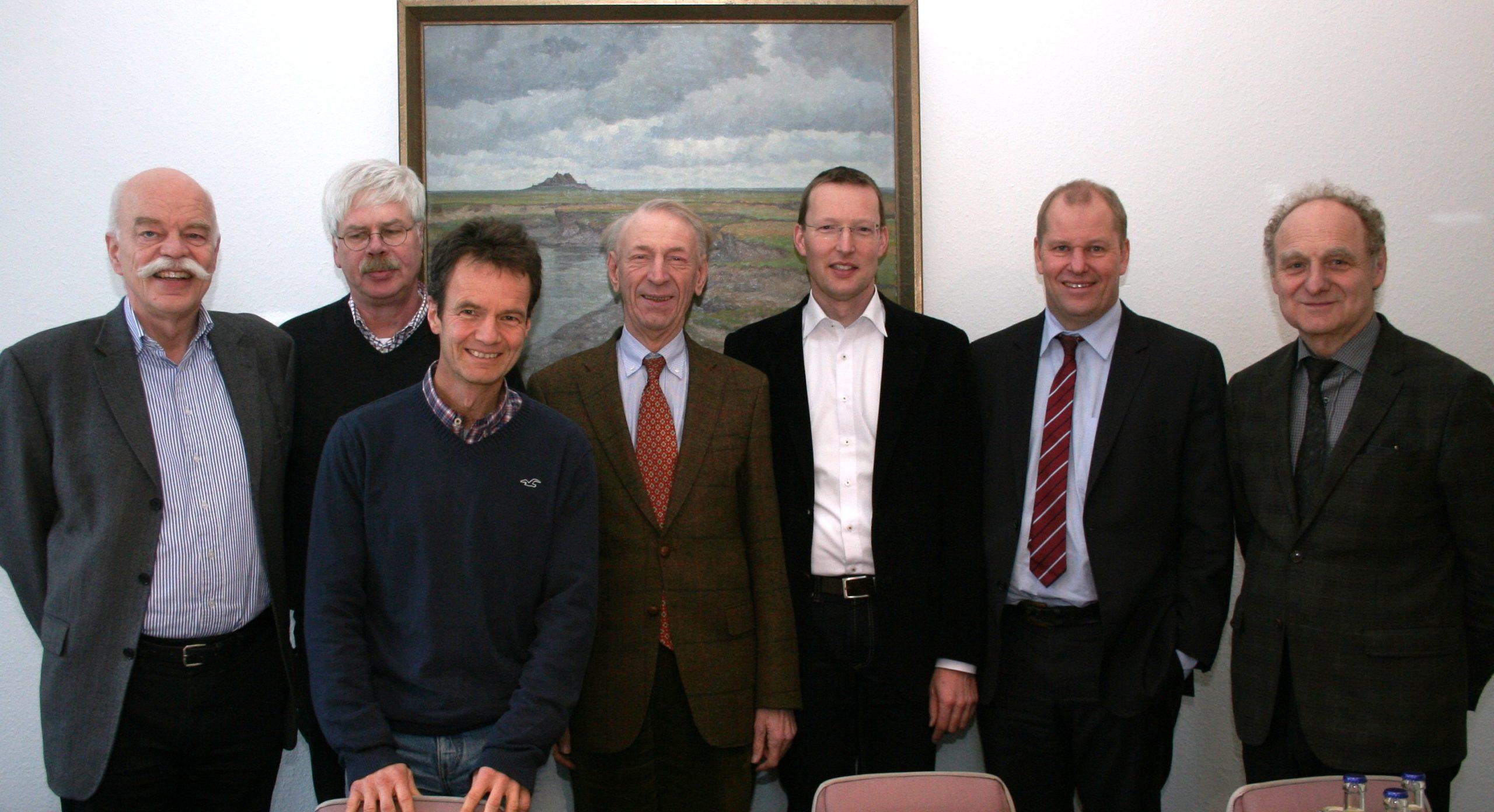 Historiker im Nordfriisk Instituut scaled