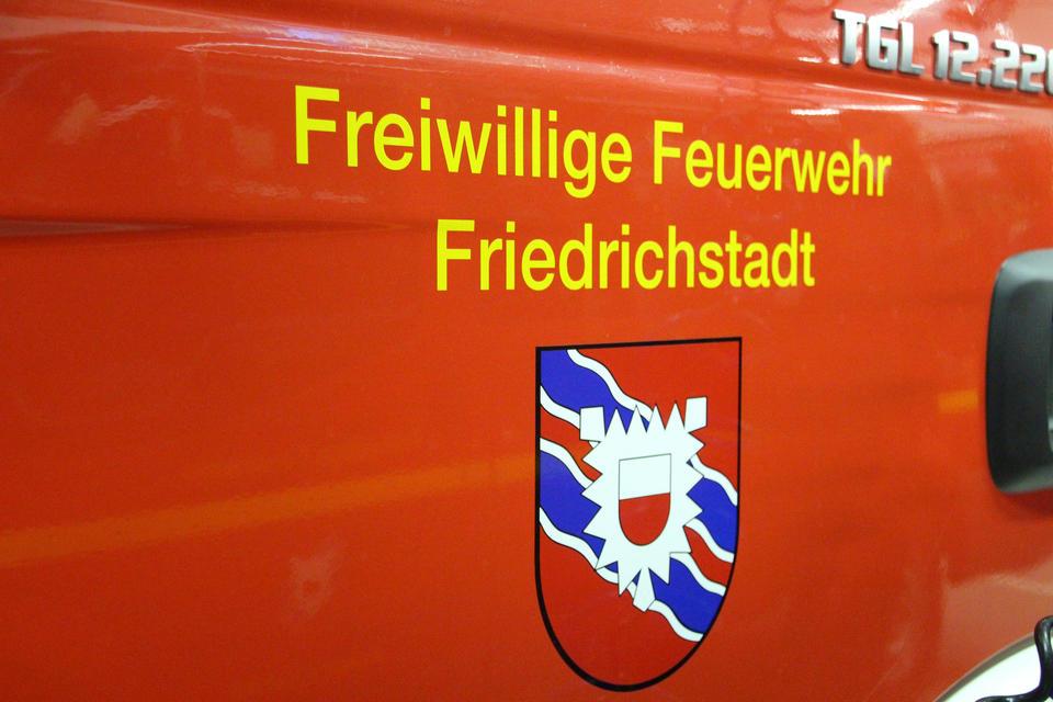 Freiwillige Feuehrwehr Friedrichstadt