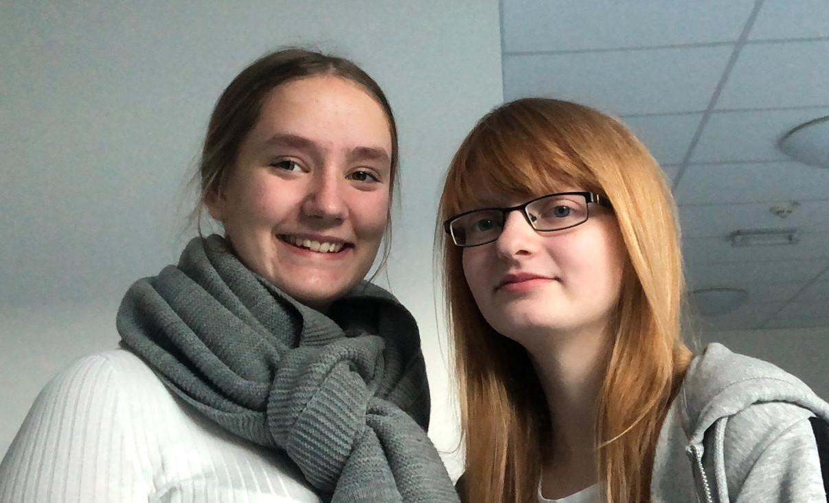Emma und Annika