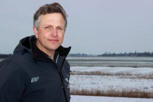 Deichgraf Jan Rabeler. Foto: Sommer